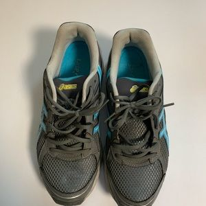 Asics S360N gel ahar running shoes size 10
